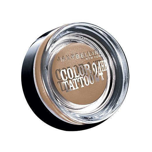 Maybelline New York Color Tattoo 24 HR Eyeshadow 4g - 35 On and On Bronze