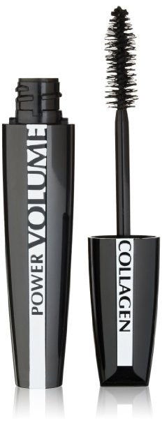 L'Oreal Paris Voluminous Power Volume 24H Mascara, 676 Black