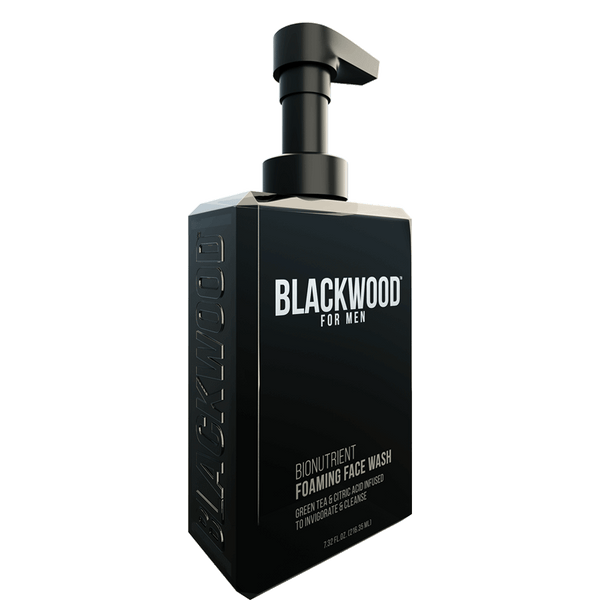BLACKWOOD FOR MEN BioNutrient Foaming Face Wash (Original) - ADDROS.COM
