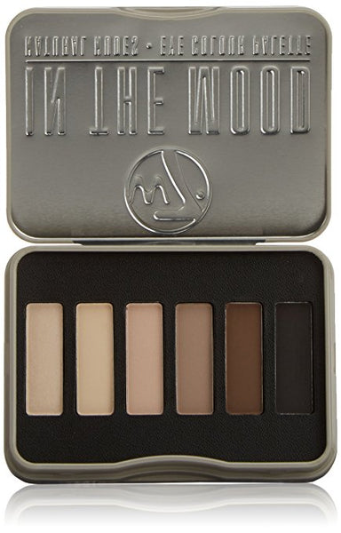 W7-COSMETICS In The Mood (Natural-Nudes) Eye Shadow Palette - ADDROS.COM