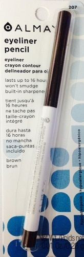 Almay Eyeliner with Built In Sharpener - 207 Brown
