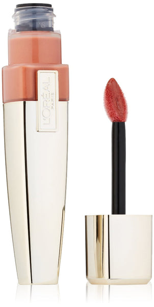 L'OREAL Paris Colour Riche Caresse Wet Shine Stain, 193 Eternally Nude