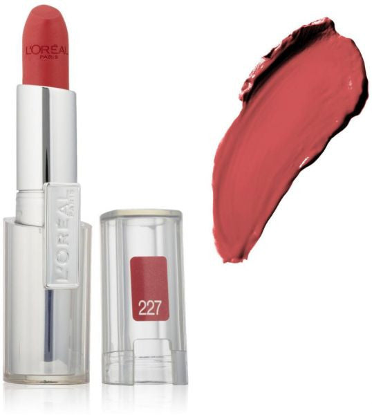 L'OREAL Paris Infallible Le Rouge Lipcolor, Eternal Rose 227 - ADDROS.COM