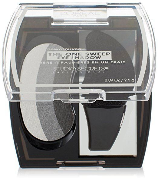 L'OREAL Studio Secrets Professional The One Sweep Eye Shadow, Smoky 908 - ADDROS.COM