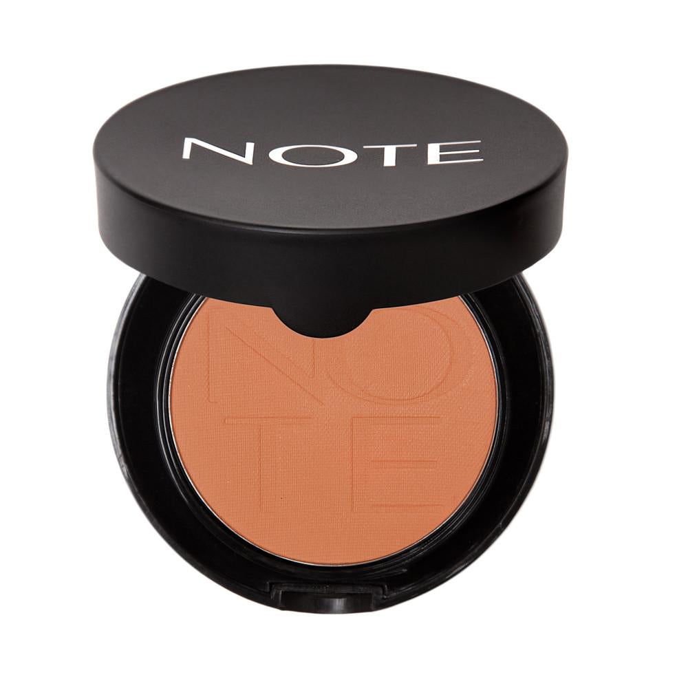 NOTE COSMETICS Luminous Silk Compact Blusher - Bronze Show 08 - ADDROS.COM