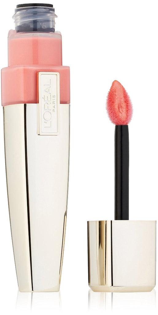 L'OREAL Paris Colour Riche Caresse Wet Shine Stain, 183 Pink Resistance - ADDROS.COM