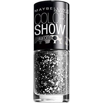 Maybelline New York Color Show Nail Lacquer, 75 Clearly Spotted - ADDROS.COM