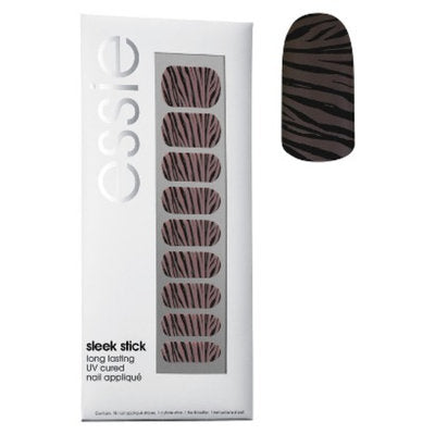 Essie Sleek Stick Nail Applique - A to Zebra 120 (1 kit) - ADDROS.COM