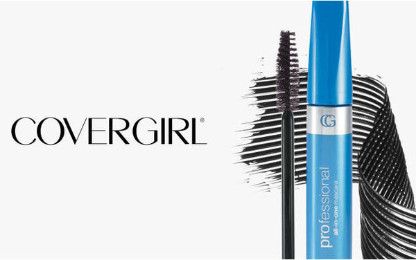 COVERGIRL Professional All In One Straight Brush Mascara, Black 010, 0.3 Oz - ADDROS.COM