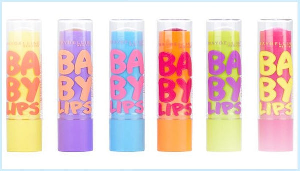 Maybelline Baby Lips Moisturizing Lip Balm, Cherry Me 15 - ADDROS.COM