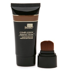 Black Radiance Complexion Perfection Liquid Foundation Coffee Glaze CA8420 - ADDROS.COM