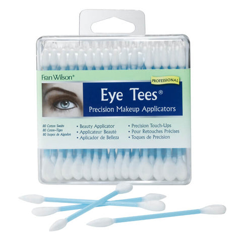 FRAN WILSON Eye Tees Cotton Tips 80 Count