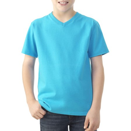 Fruit of the Loom Best™ Collection Boys' V-Neck Tee