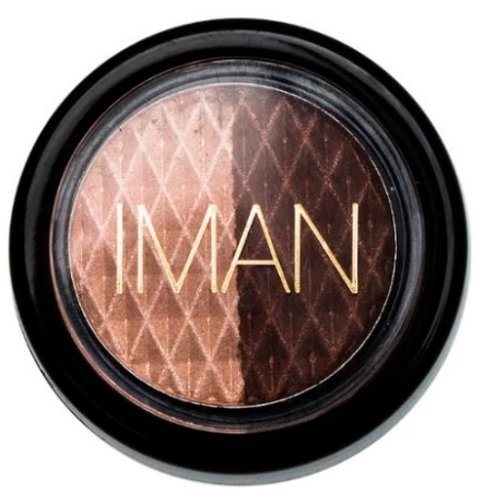 IMAN COSMETICS Luxury Eye Shadow, Hot Chocolates - ADDROS.COM