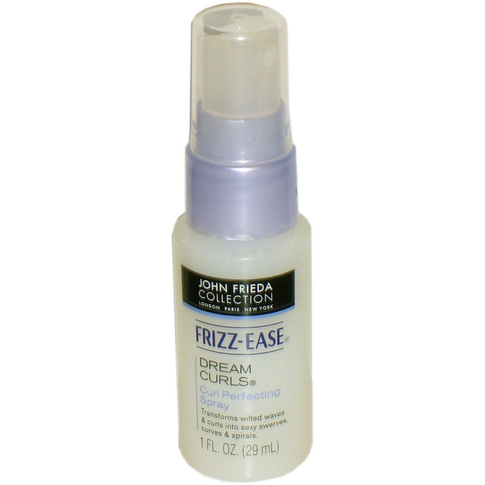 John Frieda Frizz-Ease Dream Curls, Curl-Perfecting Spray 1 Fl oz. - ADDROS.COM