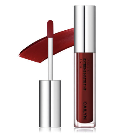 Cailyn Cosmetics Pure Lust Extreme Matte Tint + Velvet - 37 Notable