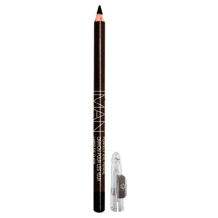 IMAN COSMETICS Perfect Eye Pencil - Jet Black - ADDROS.COM