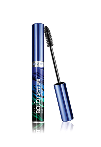 Revlon Grow Luscious Bold Lacquer Length and Volume Mascara, Black, 0.24 oz - ADDROS.COM