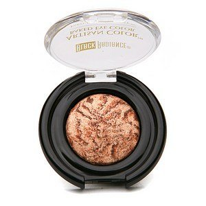 Black Radiance Artisan Color Baked Eye Shadow Trio - 3121 Rum Spice, 0.05 oz.