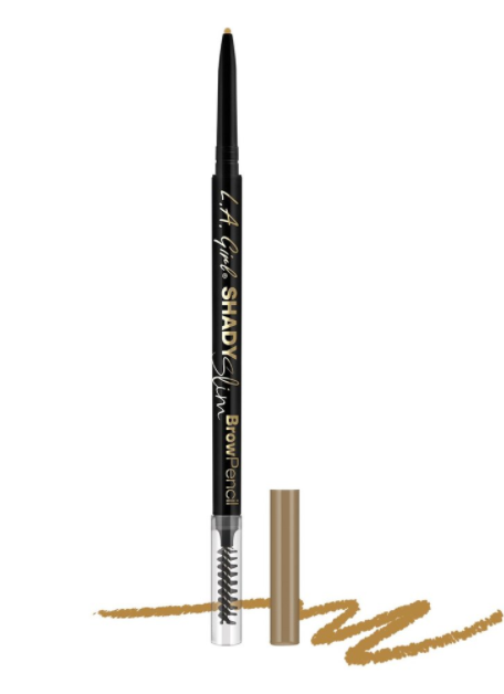 L.A. Girl Shady Slim Brow Pencil-GB351 Blonde - ADDROS.COM