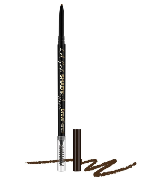 L.A. Girl Shady Slim Brow Pencil- GB358 Espresso - ADDROS.COM