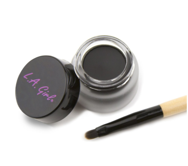 L.A. Girl Gel Liner Kit- GEL722 Very Black - ADDROS.COM