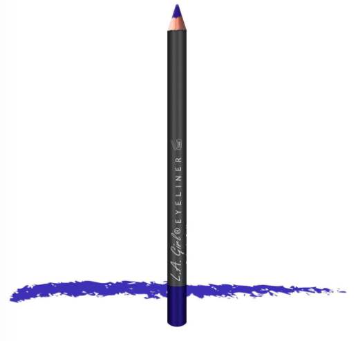 L.A. Girl Eyeliner Pencil- GP618 Blue Metallic - ADDROS.COM