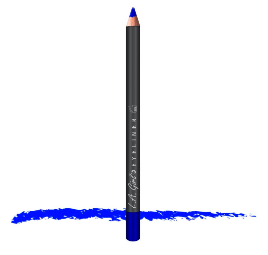 L.A. Girl Eyeliner Pencil- GP621 Spectra Blue - ADDROS.COM