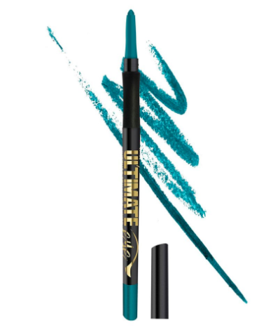 L.A. Girl Ultimate Intense Stay Auto Eyeliner- GP326 Totally Teal - ADDROS.COM