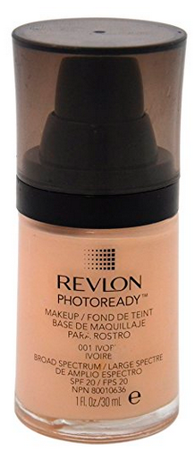 Revlon PhotoReady Makeup, Ivory 001, 1-Fluid Ounce - ADDROS.COM
