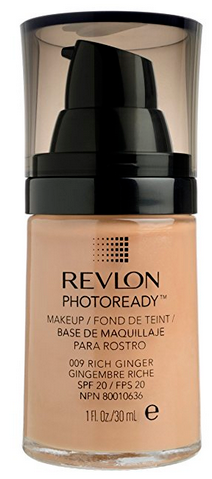 Revlon PhotoReady Makeup, Rich Ginger 009, 1-Fluid Ounce - ADDROS.COM