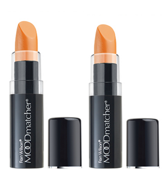 FRAN WILSON Moodmatcher Lipstick - Orange (2-Pack) - ADDROS.COM
