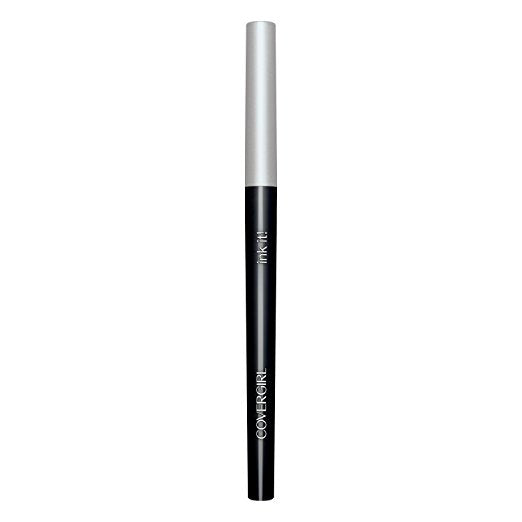COVERGIRL Ink It! Perfect Point Plus Eyeliner, Silver Ink 255 - .006 oz - ADDROS.COM