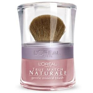 L'OREAL True Match Naturale Gentle Mineral Blush, Sugar Plum 490, 0.15 Oz - ADDROS.COM