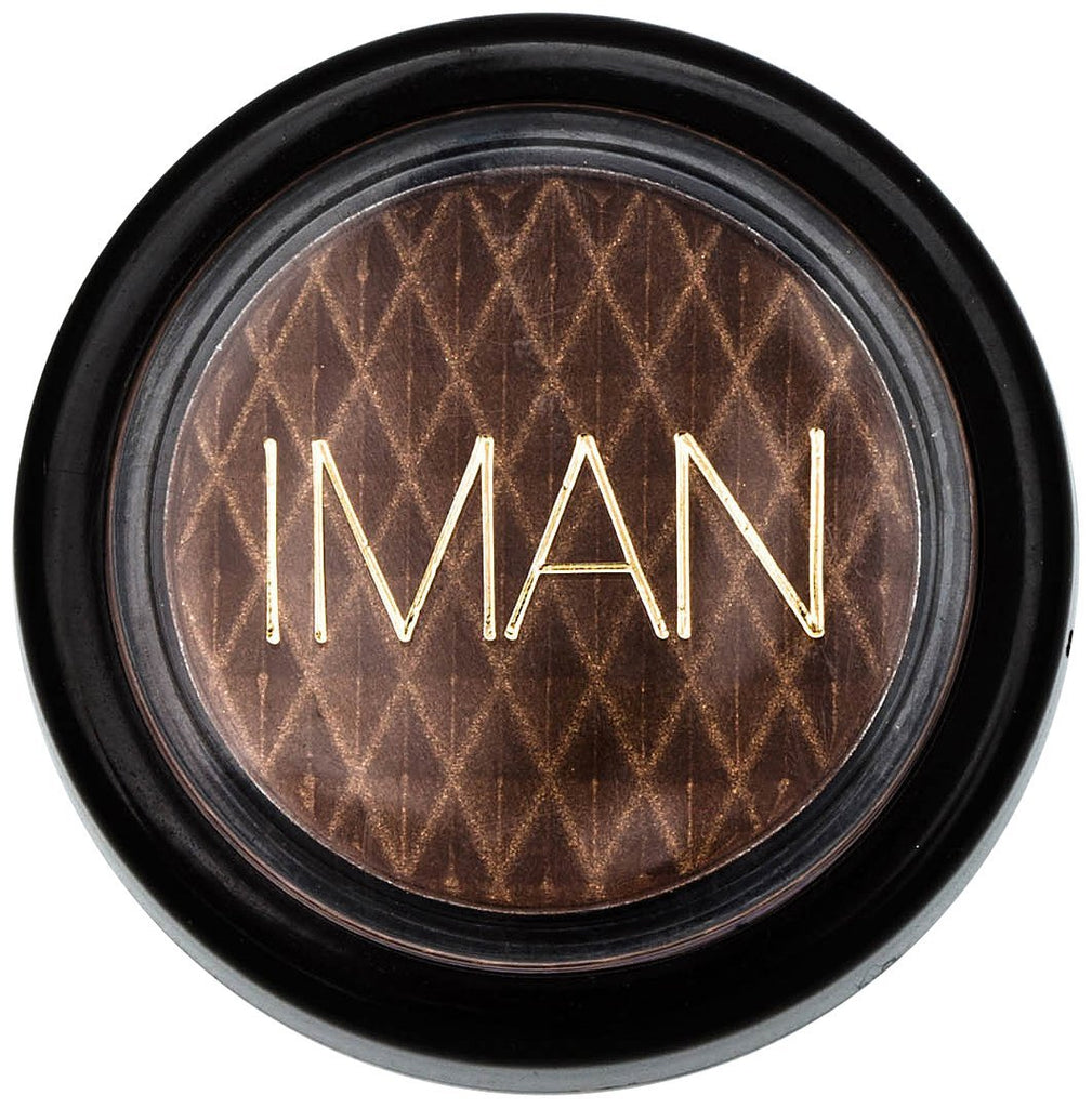 IMAN COSMETICS Luxury Eyeshadow, Tiger Eye - ADDROS.COM
