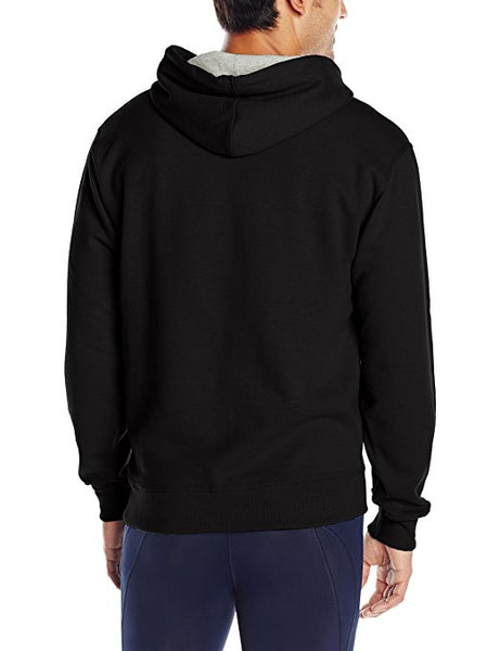 Champion Men's Powerblend® Sweats Pullover Hoodie - Black (XL)