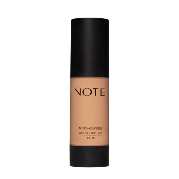 NOTE COSMETICS Mattifying Extreme Wear Foundation SPF 15 - ADDROS.COM