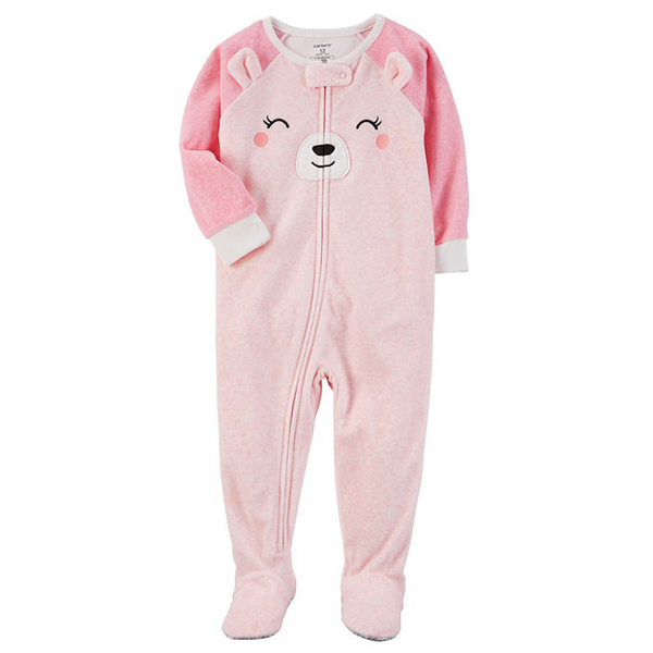 Carter's Long Sleeve One Piece Pajama