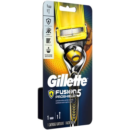 Gillette Fusion5 ProShield Men's Razor (Packaging May Vary) - ADDROS.COM