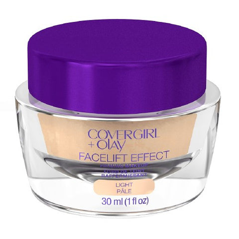 CoverGirl + Olay FaceLift Effect Firming Makeup