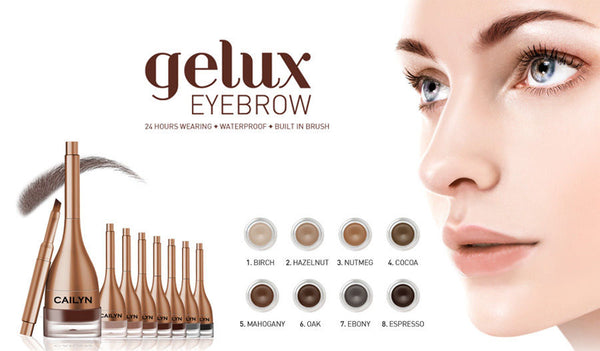 Cailyn Cosmetics Gelux Eyebrow