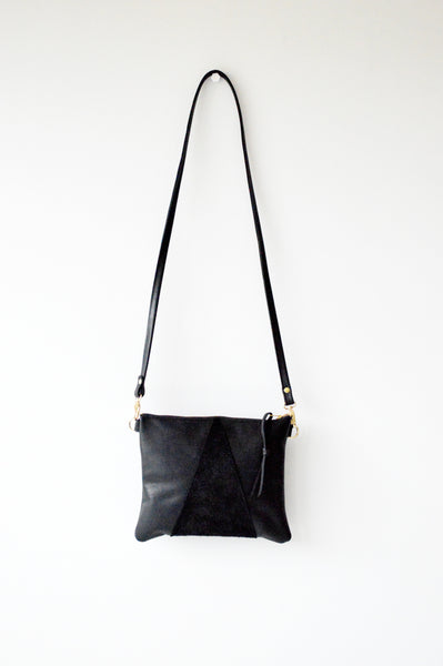 Triangle clutch black 1.jpg