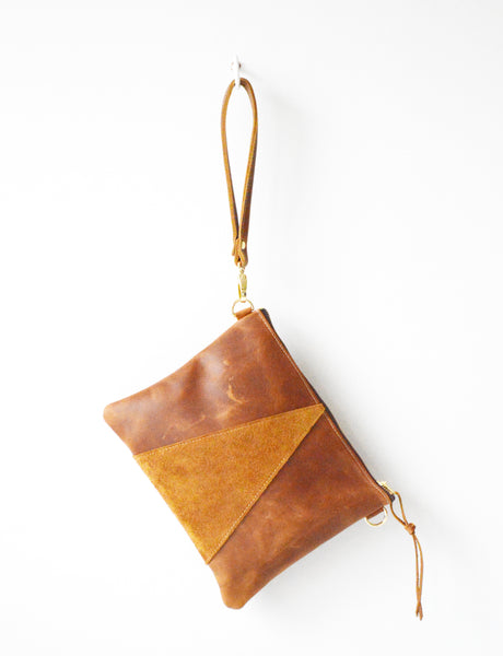 Triangle clutch toffee 2.jpg