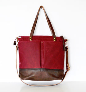 Burgundy and dark brown diaper bag 1_edited.jpg