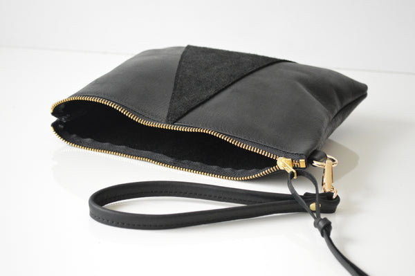 Triangle clutch black 3.jpg