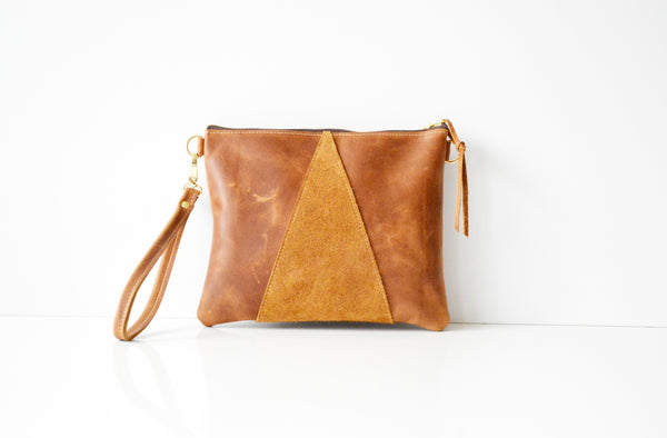 Triangle clutch toffee 3.jpg