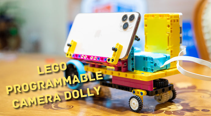 LEGO Programmable Camera Dolly
