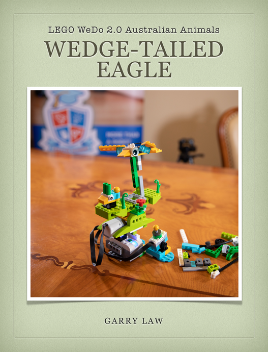 LEGO WeDo 2.0 Australian Animals: Wedge-tailed Eagle