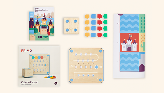 Cubetto Play Set