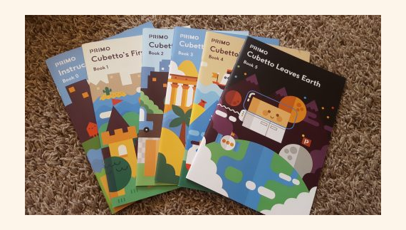 Cubetto Maps and Story Book